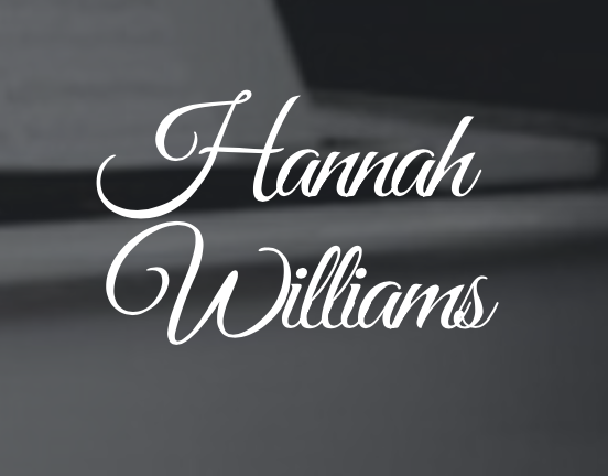 Hannah Williams Pianist