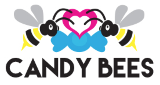 Candy Bees Sweet Cart Hire